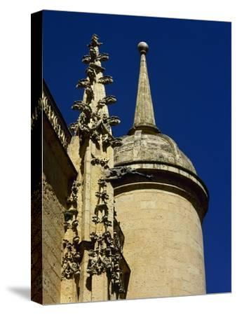 Gothic Art, Spain, Segovia, Cathedral, 16th Century, Exterior, Pinnacle