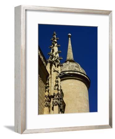 Gothic Art, Spain, Segovia, Cathedral, 16th Century, Exterior, Pinnacle