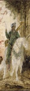 Le Poète persan by Gustave Moreau