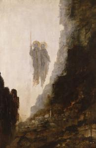 Les Anges de Sodome by Gustave Moreau