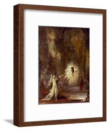 Moreau: Apparition, 1876
