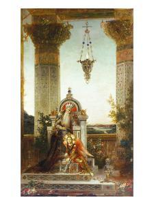 Moreau: King David by Gustave Moreau