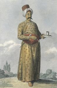 Page Portant Les Confitures by Gustave Moreau