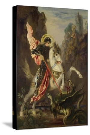 Saint George and the Dragon, 1889-1890