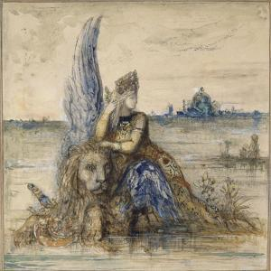 Venise by Gustave Moreau