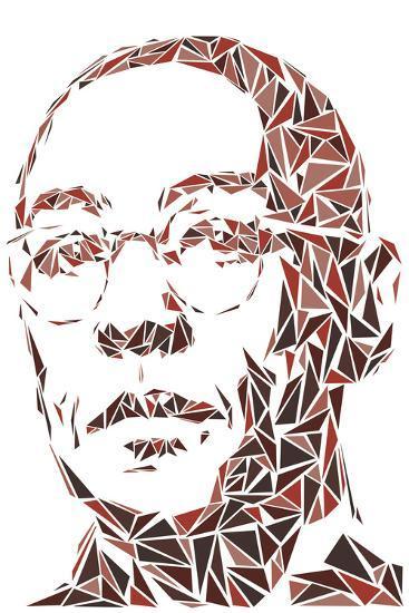 Gustavo Fring-Cristian Mielu-Art Print