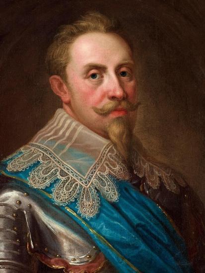 Gustavus Adolphus of Sweden-Lorenz II Pasch-Giclee Print