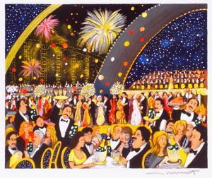 Champagne III by Guy Buffet