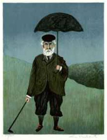 Rainy Day in Scotland