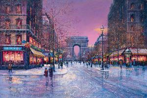 Arc de Triomphe by Guy Dessapt