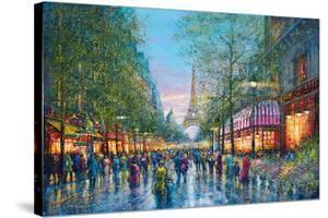 La Tour Eiffel by Guy Dessapt