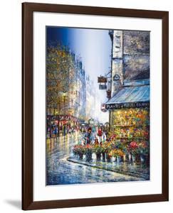 Rue du Bac by Guy Dessapt