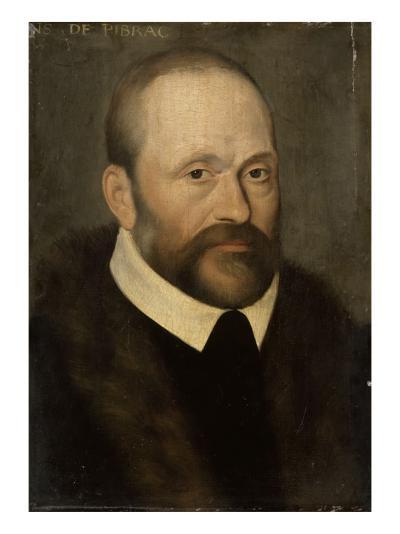 Guy du Faur, seigneur de Pibrac (1529-1584) Chancelier de la reine de Navarre et du duc d'Anjou--Giclee Print