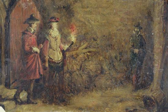 Guy Fawkes, 1870-Charles Gogin-Giclee Print