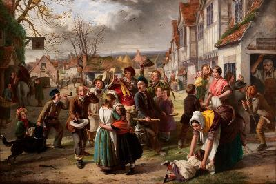 Guy Fawkes Day, 'Please to Remember' Etc-Thomas Brooks-Giclee Print