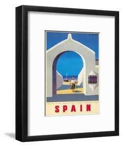 Spain Tourism c.1950s by Guy Georget