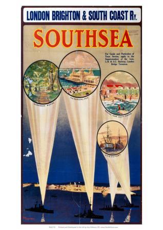 Southsea, LBSCR, c.1910s