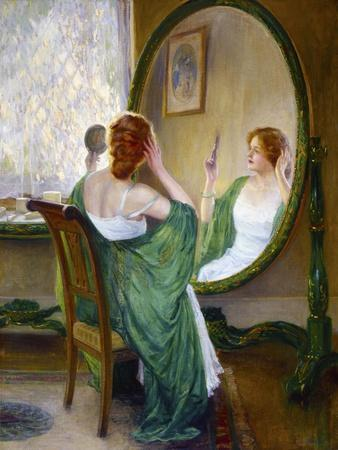 The Green Mirror