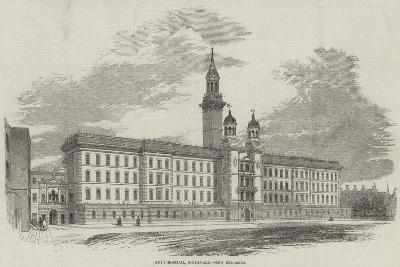 Guy's Hospital, Southwark, New Buildings--Giclee Print