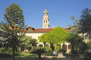 Armenian Monastery, San Lazzaro Degli Armeni, and Gardens, Venice, Veneto, Italy by Guy Thouvenin