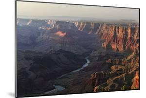 Grand Canyon and Colorado River in Arizona by Guy Vanderelst