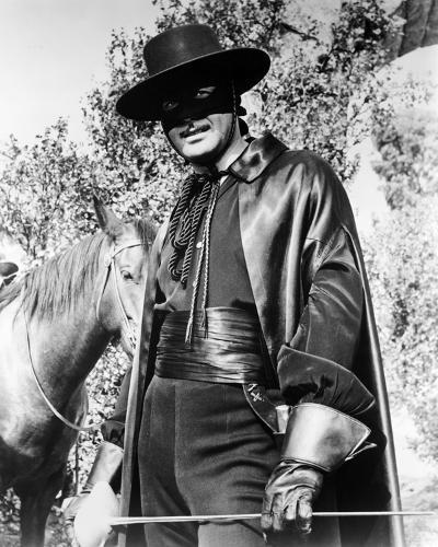 Guy Williams - Zorro--Photo
