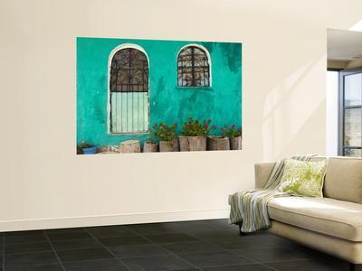 Mexican House Exterior