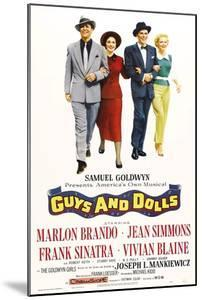Guys And Dolls, 1955, Directed by Joseph L. Mankiewicz