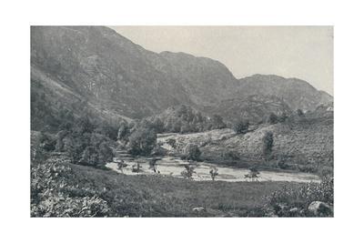 'A Scottish Glen', 1910