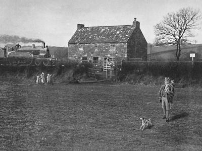 'George Stephenson's Birthplace, Wylam', c1896