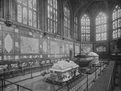 'The Albert Memorial Chapel, Windsor', c1896