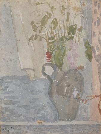 Flowers in a Jug by Gwen John