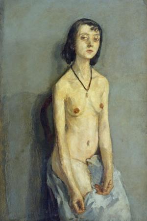 Nude Female by Gwen John