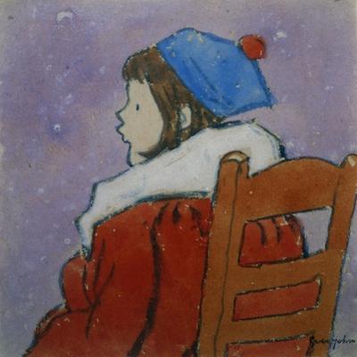 Petit Profile, C.1920 by Gwen John