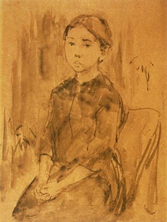 Study of a Child by Gwen John