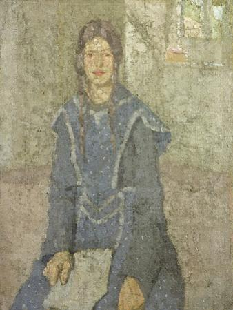 Study of a Young Girl, 1922 by Gwen John