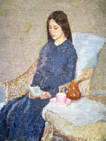 The Convalescent, C.1923-24