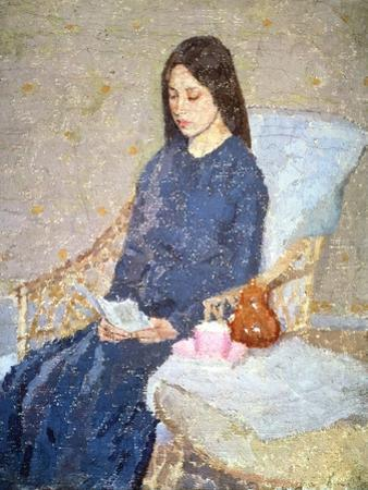 The Convalescent, C.1923-24 by Gwen John