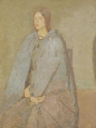 The Pilgrim by Gwen John
