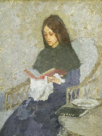 The Precious Book, C. 1916-1926 by Gwen John