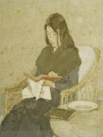 The Seated Woman, 1919-1926 by Gwen John