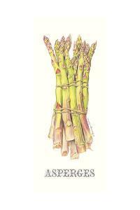 Asperges by Gwendolyn Babbitt