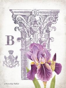 Column & Flower B by Gwendolyn Babbitt