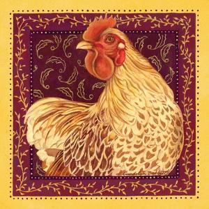Country Hen II by Gwendolyn Babbitt