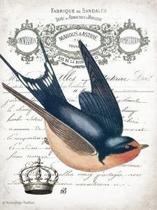 French Swallow II by Gwendolyn Babbitt