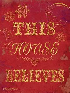 House Believes I by Gwendolyn Babbitt