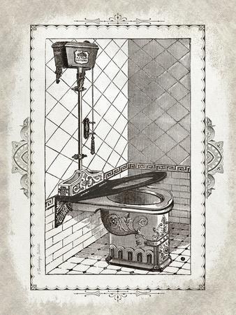 Victorian Toilet I