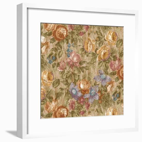 Gwendolyn Mushroom-Bill Jackson-Framed Giclee Print