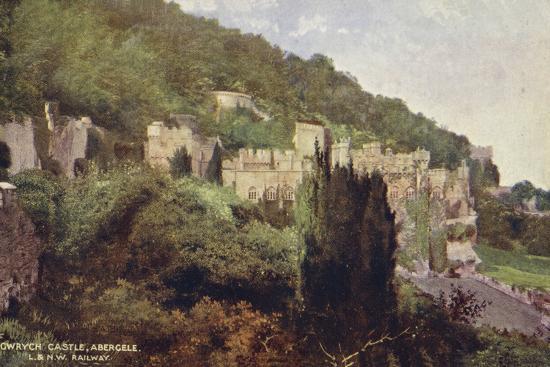 Gwrych Castle, Abergele--Photographic Print