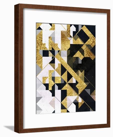 Gyld Lyyfd-Spires-Framed Art Print